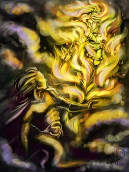 Goddess of light