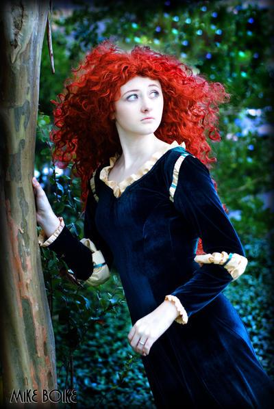 Princess Merida by BOiKEM