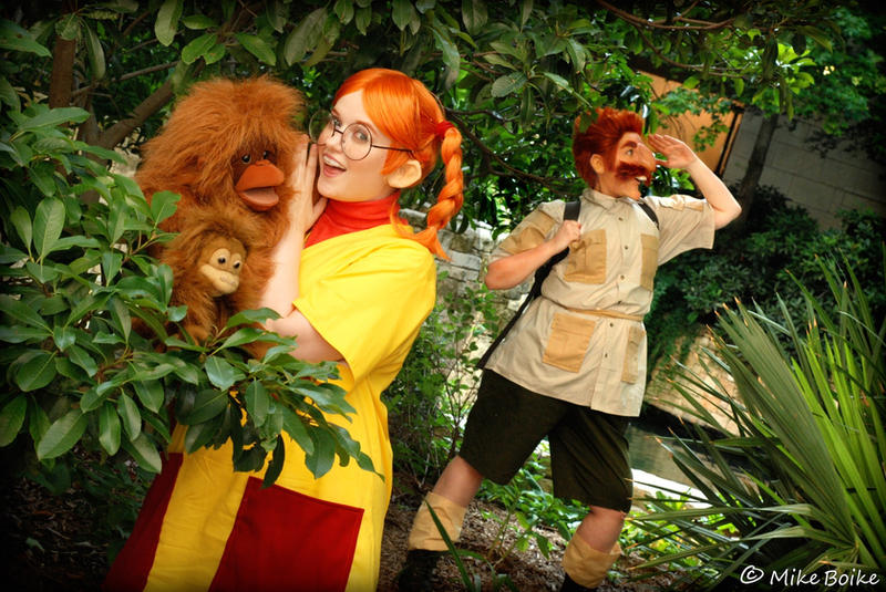 A wild day out with the Thornberrys by BOiKEM