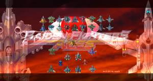 Raiden Fighters + Sonic Wings by arya74