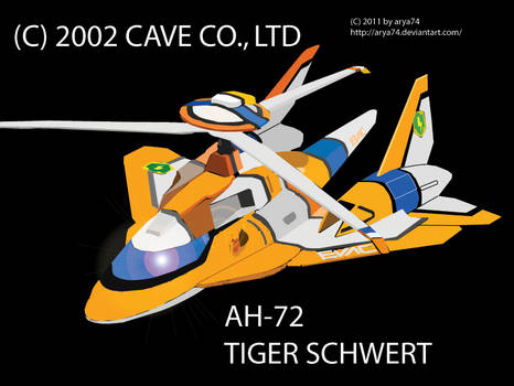 AH-72 Tiger Schwert