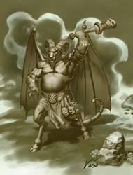 Orcus by setvasai