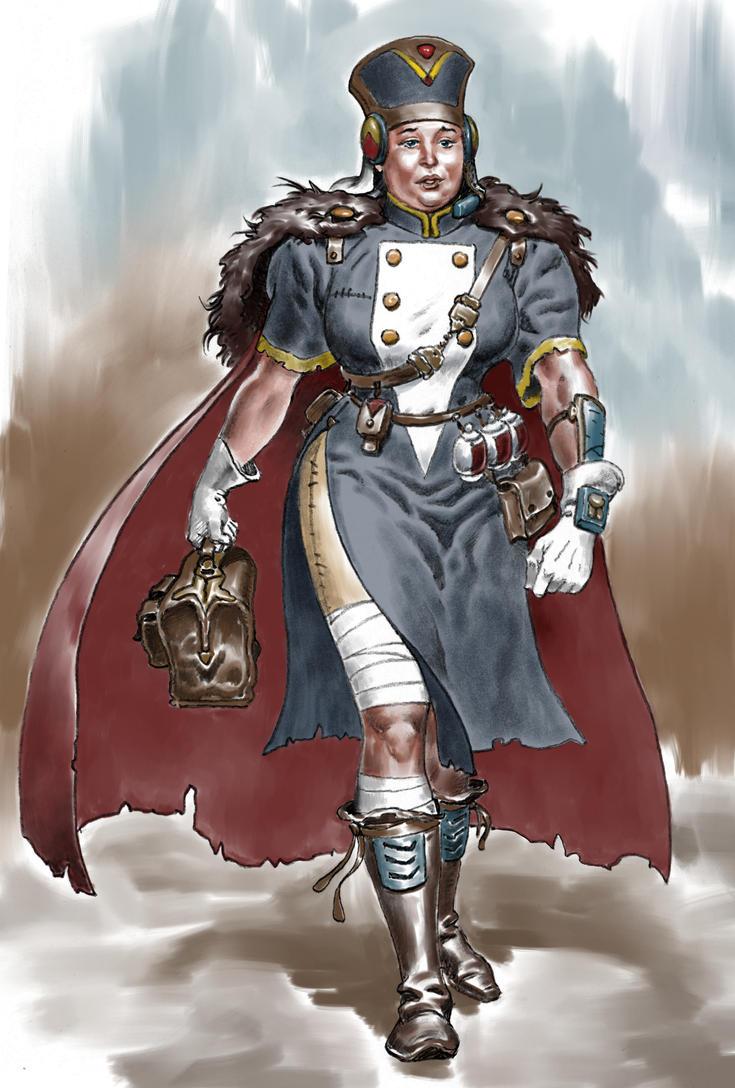 Lady Faella by setvasai