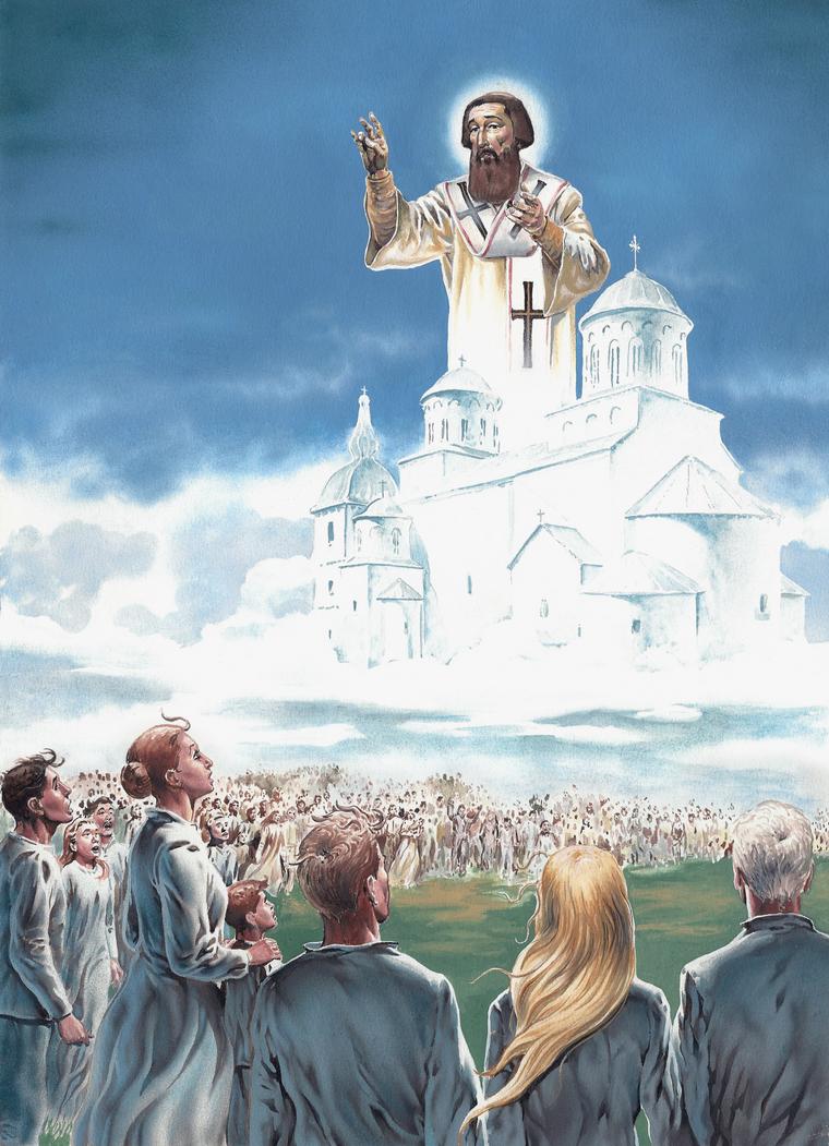 St Sava by setvasai
