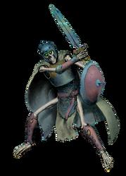 Skeletons Warrior