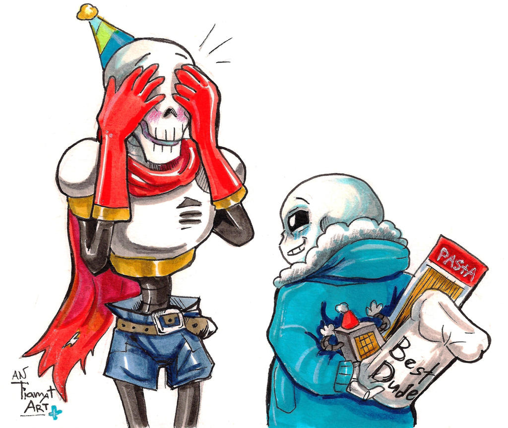 Undertale:Presents