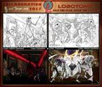 Lobotomy Corporation Collab