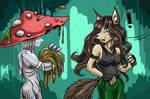 Hunterfly: Mor and Yota