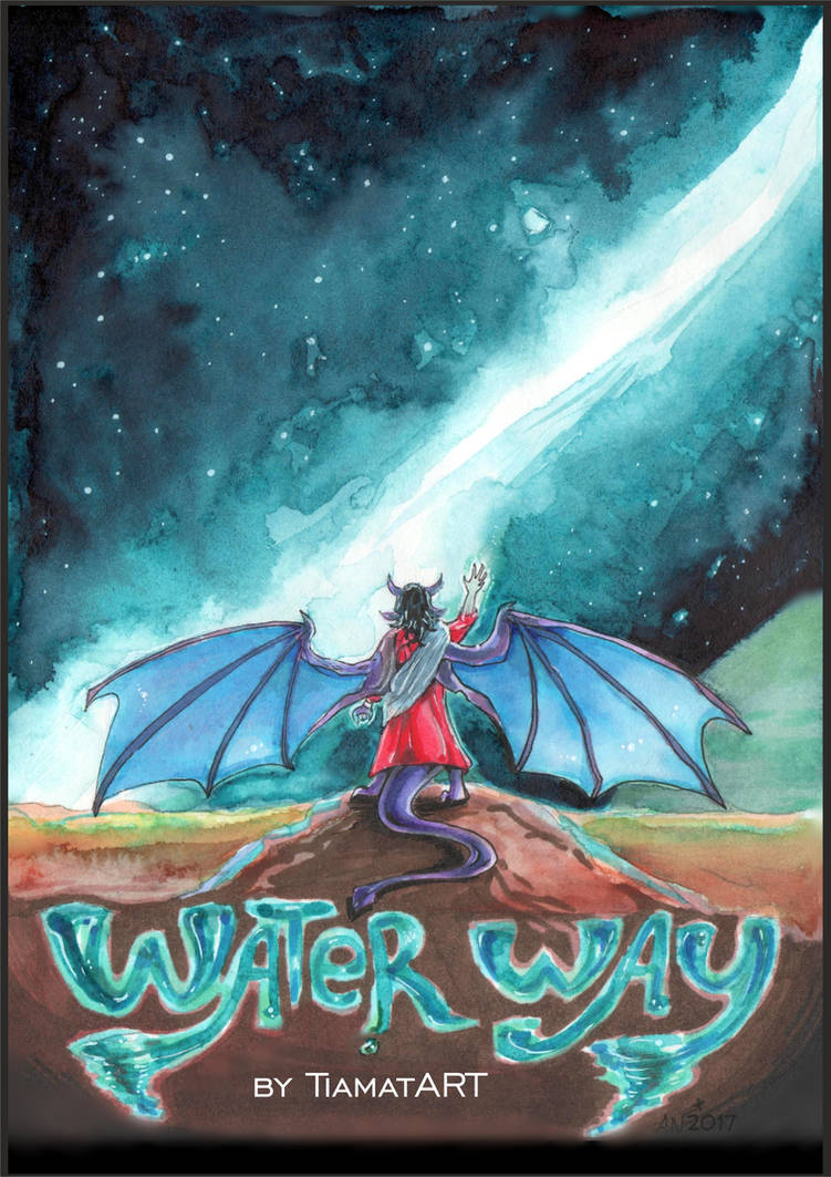 Waterway Prologue pg. 0. [Cover]
