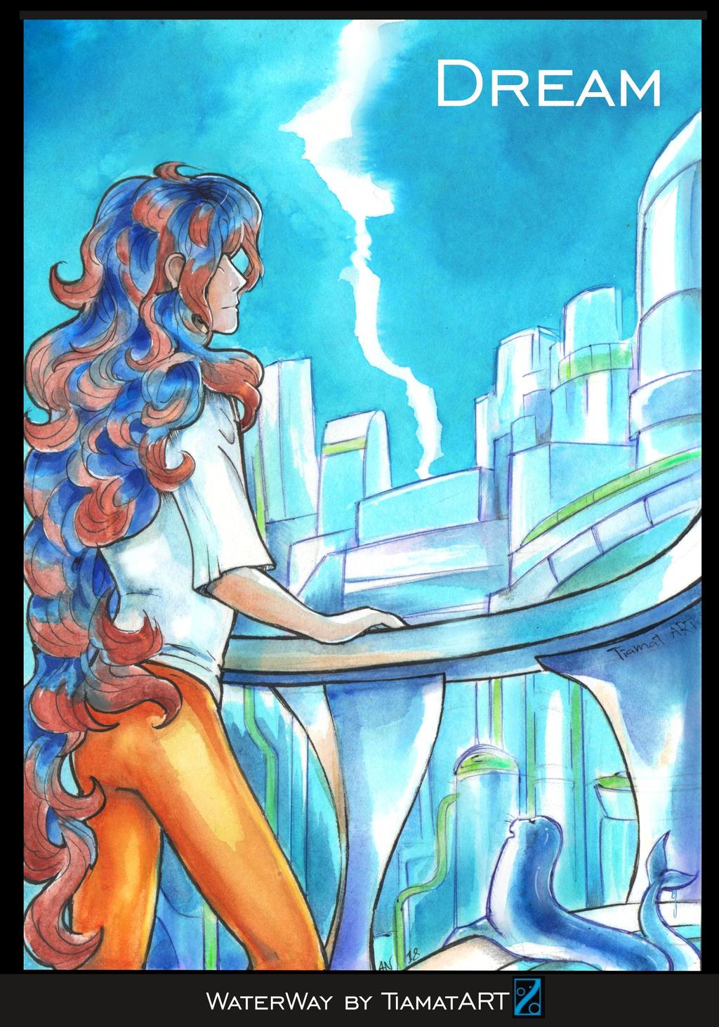 Waterway -volume 2- Dream [Cover]