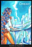 Waterway -volume 2- Dream [Cover] by TiamatART