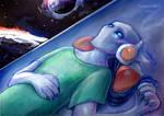 Starcraft fan character - July