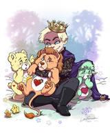 Joffrey in the Forest of Feelings... by littleFernanda