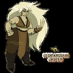 Leopardskin Jasper: Homeworld version by littleFernanda