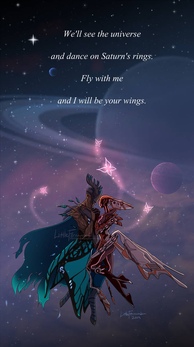 Warframe: Let Me Be Your Wings