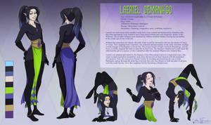 Laeriel Demanh'go Character Sheet
