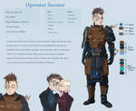 Operator Secutor Reference Sheet