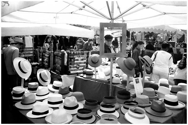 Its all about a hat I chose by leica