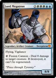 Magic the Gathering - Megatron