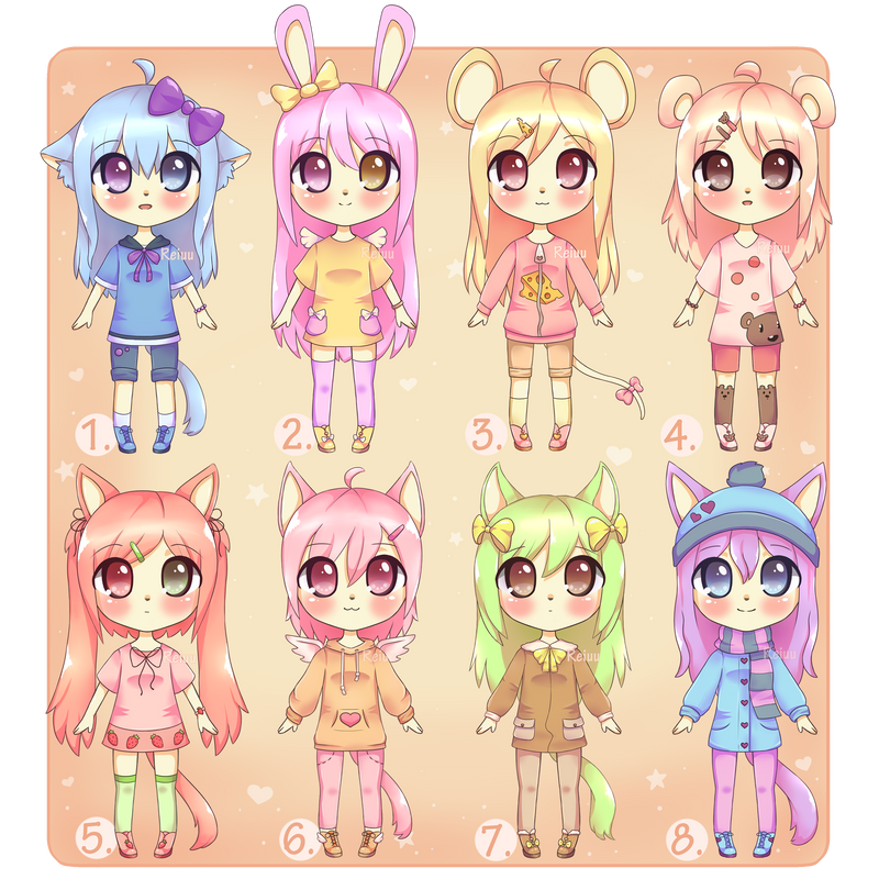 Adopts #2 [2/8 Open] by Reiuu