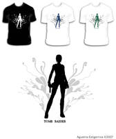 T-Shirt Contest Entry 11 by tombraiderfanart