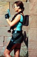 Lara Croft lookalike 01 by tombraiderfanart