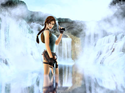 Golden Temple by Mazda by tombraiderfanart