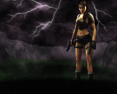 Storm Canyon by Mazda by tombraiderfanart