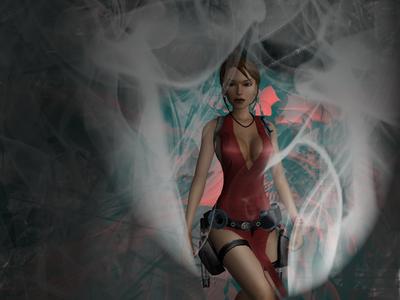 Lara Croft by Mazda by tombraiderfanart