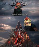 Death Battle Meme #2