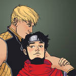 Wiccan and Hulkling
