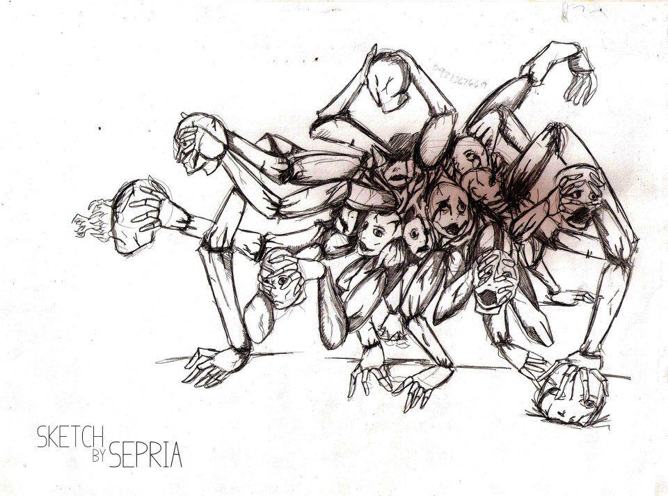 Silent Hill Monster By Sephsepria On Deviantart