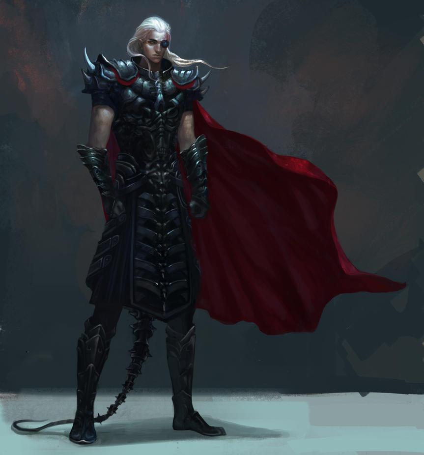 Black Armor by Jianhui-Li