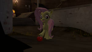 An apple! by crazymod122