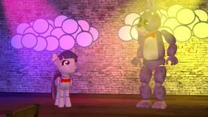 Purple Friends by crazymod122