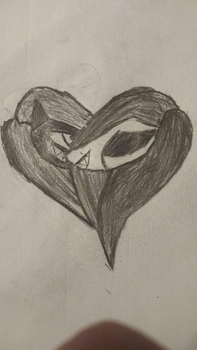Pony heart by MrSausageFace