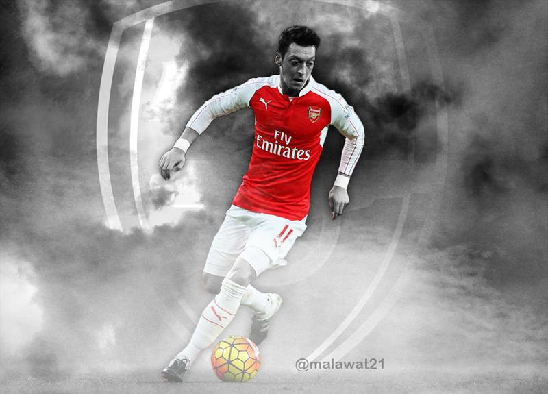 Mesut Ozil Arsenal Wallpaper By Malawat21 On DeviantArt