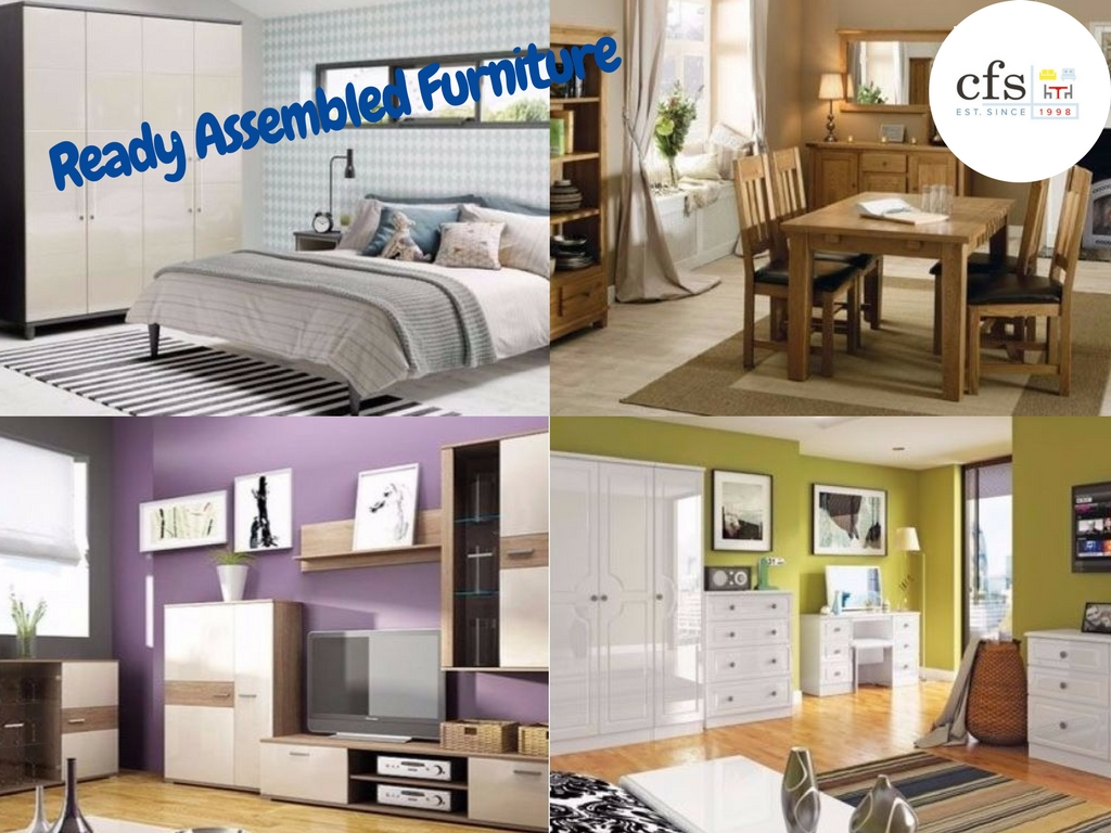 Ready Assembled Furniture Collection by
