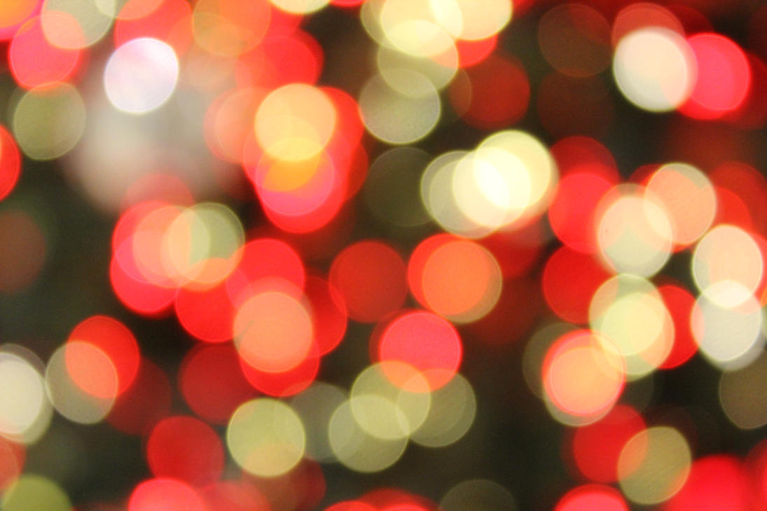 christmas Bokeh by iheartslb