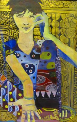 Klimt Self Portrait 1