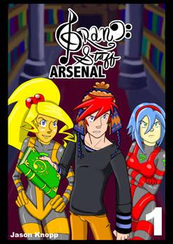 Grand Staff Arsenal Ch. 1 Cover