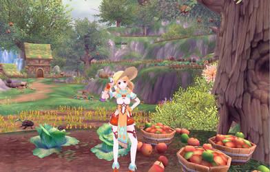 AK-Farmerin by Luna-Lotus