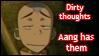 Dirty Aang - Stamp by zavraan