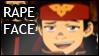 Rape face Aang - Stamp by zavraan