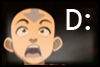 Oh noes Aang - stamp by zavraan