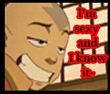 I kow it Aang - stamp by zavraan