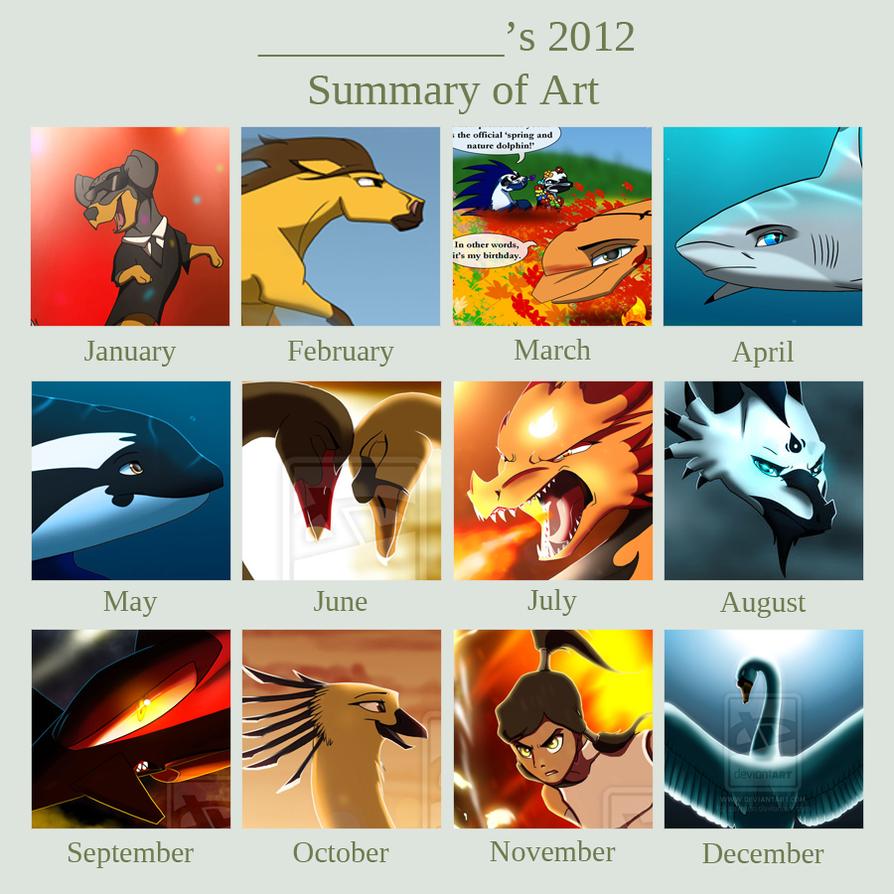Art 2012 by zavraan