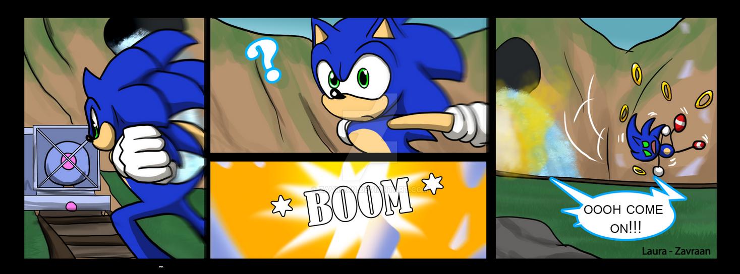 Sonic S Radical Sick Chili Dog Adventure