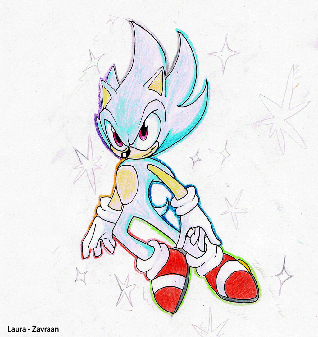 Image Result For Hyper Sonic The