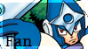 Shadowman stamp by zavraan